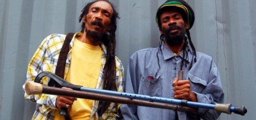Proudly standing duo israel vibration